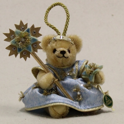 Queen of the Stars 13 cm Teddy Bear by Hermann-Coburg