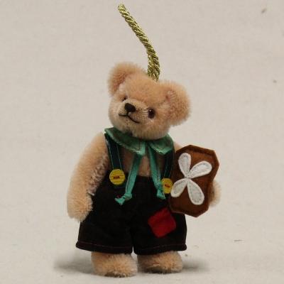 Hansel 13 cm Teddy Bear by Hermann-Coburg