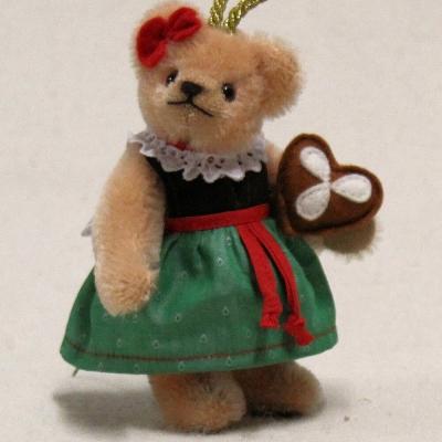 Gretel 13 cm Teddybär von Hermann-Coburg