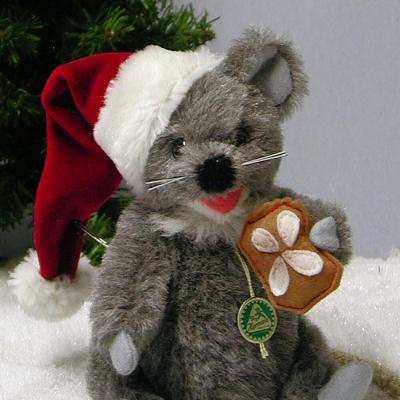 Weihnachts-Mäuschen by Hermann-Coburg