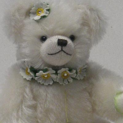 Edelweiß Bär (Modell 2017) 33 cm Teddybär von Hermann-Coburg