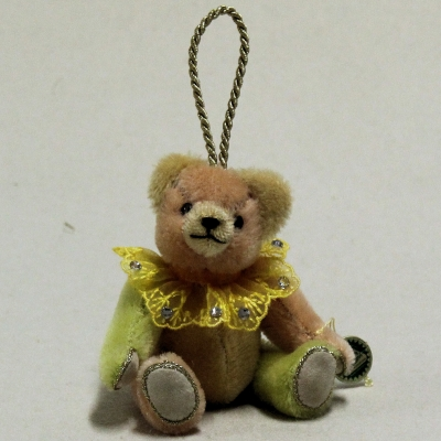 Colourful Starlight 13 cm Teddy Bear by Hermann-Coburg