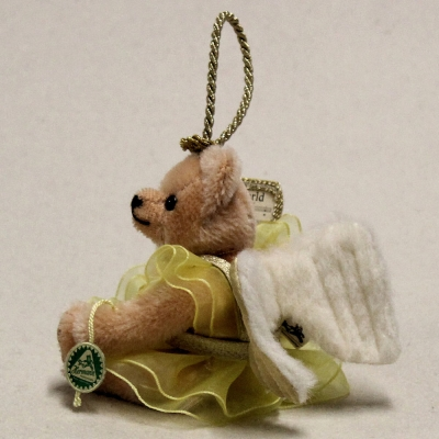 Little Angel's Joy 13 cm Teddy Bear by Hermann-Coburg