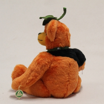 Jack OLantern Halloween Bear 2018 36 cm Teddy Bear by Hermann-Coburg