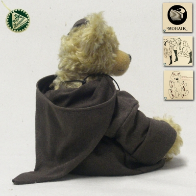 Martin Luther Teddy Bear by Hermann-Coburg
