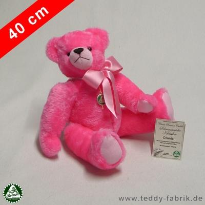 Teddybear Chantal 40 cm 15,75 inch Classic Bears to Cuddle