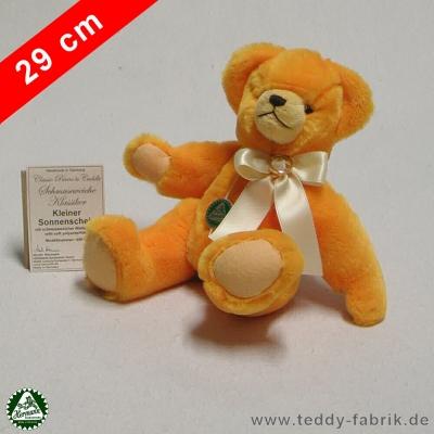 Teddybear Kleiner Sonnenschein 29 cm 11,5 inch Classic Bears to Cuddle