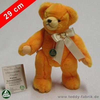Teddybär Kleiner Sonnenschein 29 cm schmuseweiche Klassiker