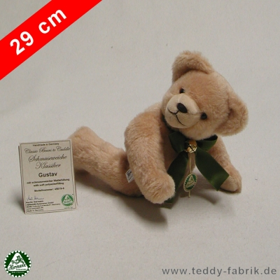 Teddybear Gustav 29 cm 11,5 inch Classic Bears to Cuddle