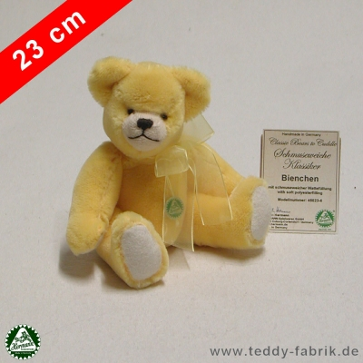 Teddybear Bienchen 23 cm 9 inch Classic Bears to Cuddle