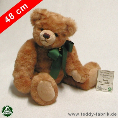 Teddybear Quincy 48 cm 19 inchLarge Classic Bears to Cuddle