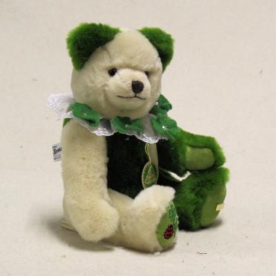 Mein Glücksbärchen für 2019  25 cm Teddy Bear by Hermann-Coburg