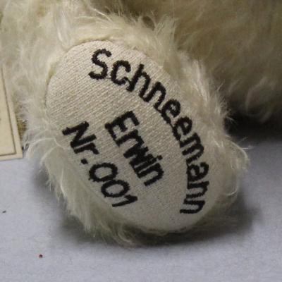 Mein Glückswichtel – Unikat 2. Dezember 35 cm Teddy Bear by Hermann-Coburg