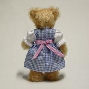 Wiesn-Liesel Oktoberfest Teddy BearTeddy Bear by Hermann-Coburg