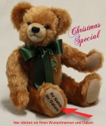 Christmas Special 40 cm Teddy Bear by Hermann-Coburg