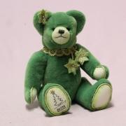 Ein Weihnachtsbaum zum Knutschen 32 cm Teddybär von Hermann-Coburg