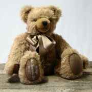 Vintage Old Hermann Bear Teddy Bear by Hermann-Coburg