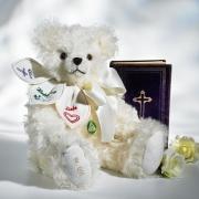Glaube, Hoffnung, LiebeTeddy Bear by HERMANN-Coburg