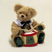 26th Sonneberg Museums Bear 38 cm Teddy Bear by Hermann-Coburg