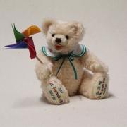26. Festivalbär®  2017 36 cm Teddybär von Hermann-Coburg