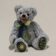 20 Jahre Euro 1999 - 2019 34 cm Teddy Bear by Hermann-Coburg