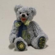 20 Jahre Euro 1999 - 2019 34 cm Teddybär von Hermann-Coburg
