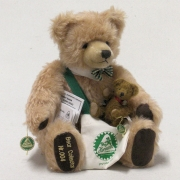 Bear Collector  36 cm<br>Teddybär von Hermann-Coburg