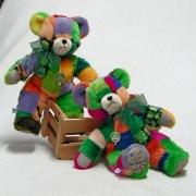 Wir sind bunt – Teddy  35 cm Teddy-Plüsch  Teddybär von Hermann-Coburg
