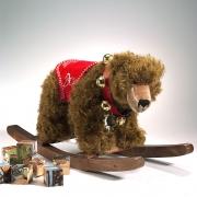 7. Sonneberger Museumsbär 2000Teddybär