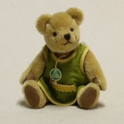 Club Bär 2007 19 cm Teddy Bear by Hermann-Coburg