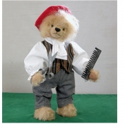 Figaro 38 cm Teddy Bear by Hermann-Coburg