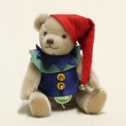 Club Bär 2011- Kasperle 19 cm Teddy Bear by Hermann-Coburg