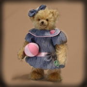 Little Ballerina 32 cm Teddy Bear by Hermann-Coburg