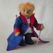 The Little Prince (Masterpiece) 36 cm Teddy Bear by Hermann-Coburg