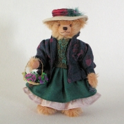 Eliza Doolittle 37 cm Teddy Bear by Hermann-Coburg