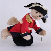 Baron Munchausen 40 cm Teddy Bear by Hermann-Coburg
