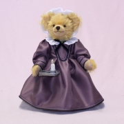 Florence Nightingale - The Lady with the Lamp 35 cm Teddybär von Hermann-Coburg