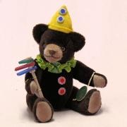 Clubbär 2021 - Der Clownbär - eine Reminiszenz an die 1920er Jahre 19 cm