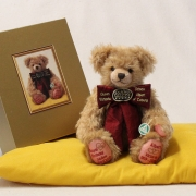 Royal 200th Double Birthday Jubilee 34 cm Teddybär von Hermann-Coburg