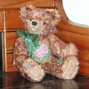 Amazing Grace 37 cm Teddy Bear by HERMANN-Coburg