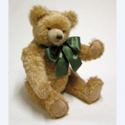 Big Old Hermann. 65 cm Teddy Bear by Hermann-Coburg