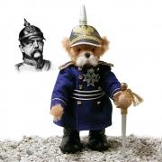 Otto von Bismarck 40 cm Teddybär von Hermann-Coburg