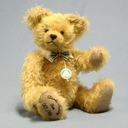 Classic-Teddy Tim Teddy Bear by Hermann-Coburg