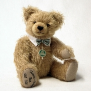 Classic Teddy Ben Teddy Bear by Hermann-Coburg