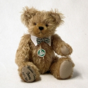 Classic Teddy Benny Teddy Bear by Hermann-Coburg