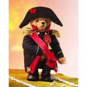 Napoleon Teddy Bear by Hermann-Coburg