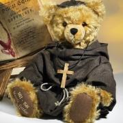 Martin Luther Teddybär von Hermann-Coburg