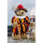 Schweizergarde Bär Teddybär von Hermann-Coburg