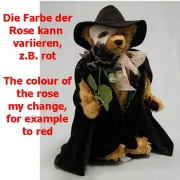 Phantom der Oper Teddy Bear by Hermann-Coburg