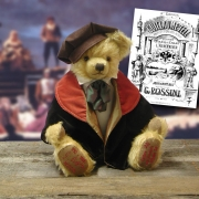 Gioachino Rossini Teddy Bear by Hermann-Coburg